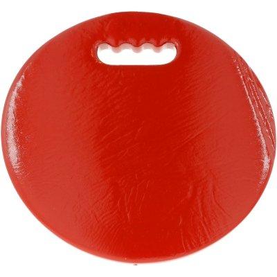 Zitkussen - Rood - voor Grit Guard Emmers