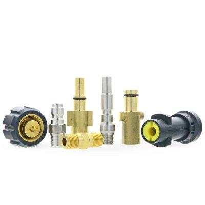 Lancia Foamlans connectors - diverse merken