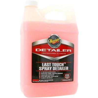 Last Touch Spray Detailer - 3780ml