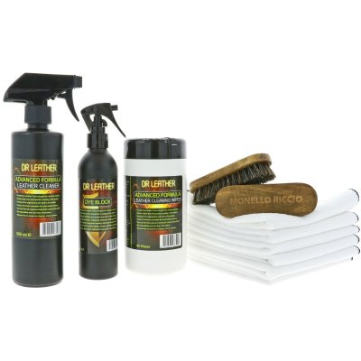Dr Leather - Leather Care Kit