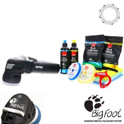 Big Foot LHR75E Mini Polisher BAS Kit