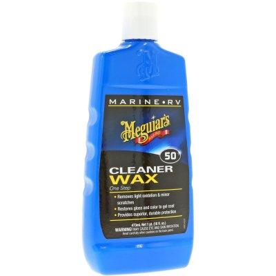 One Step Cleaner Wax nr. 50 - 473ml