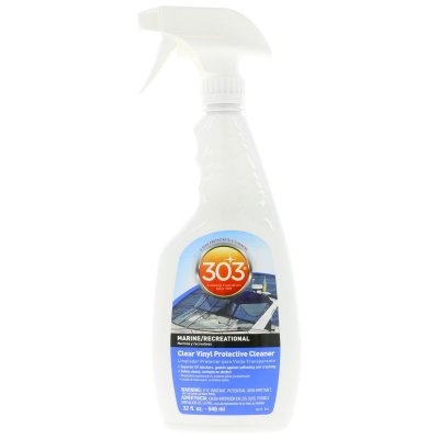 Marine Clear Vinyl Protective Cleaner - 946ml
