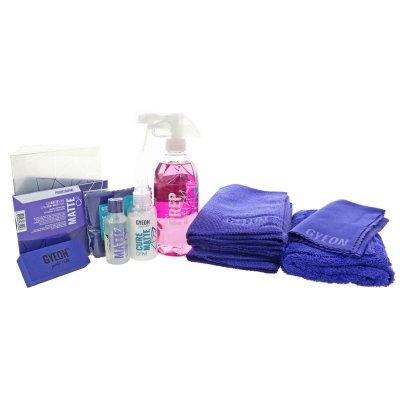 Gyeon Q² Matte 50ml Essentials Protection Kit