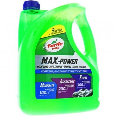 MAX POWER Auto Shampoo - 4000ml