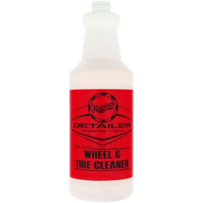 Non-acid Wheel and Tire Cleaner Spuitfles - leeg - 945ml