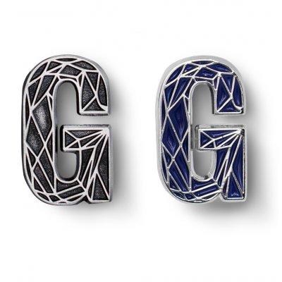 "Gyeon ""G"" metal pin"