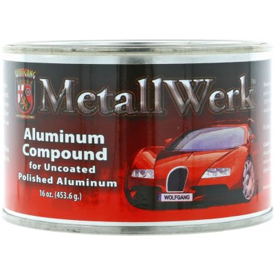 MetallWerk Aluminum Compound - 453g