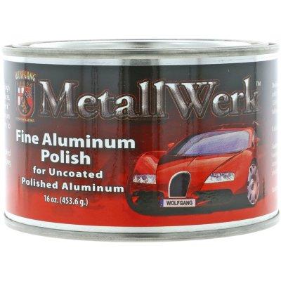 MetallWerk Fine Aluminum Polish - 453g