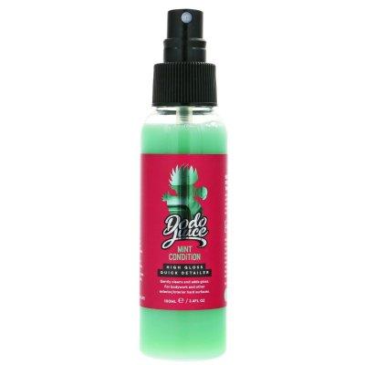 Mint Condition High Gloss Quick Detailer - 100ml