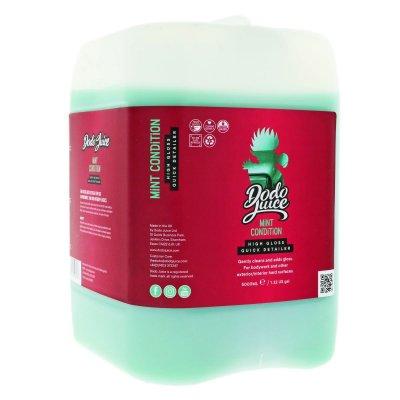 Mint Condition High Gloss Quick Detailer - 5000ml