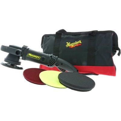 MT310 Dual Action polisher Kit met pads en opbergtas