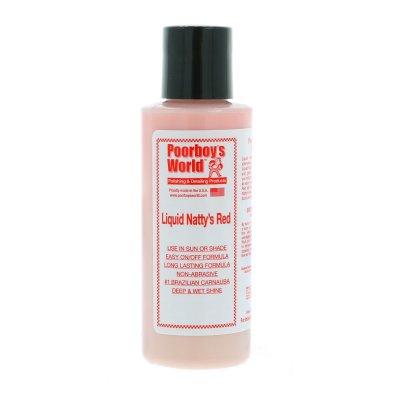 Natty's Liquid Red Sample - 120ml