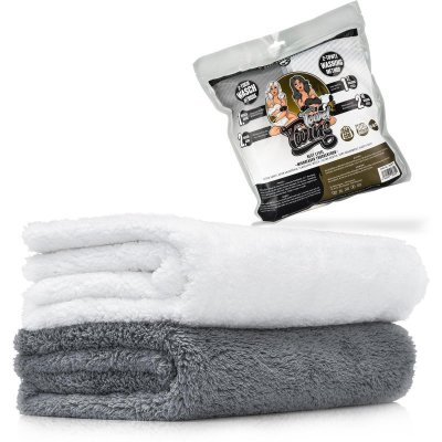 Towel Twins Microfiber Wash Cloths - 2-pack