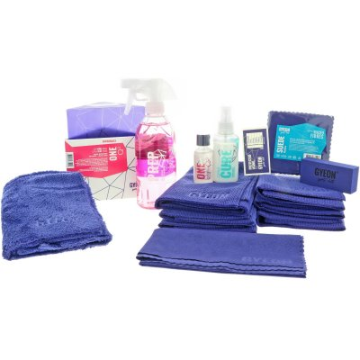Q² One Essentials Protection Kit