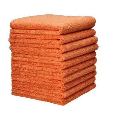 Allround Microfiber Towel Soft Orange10-pack - 40x40cm