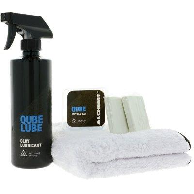 Qube Clay Kit