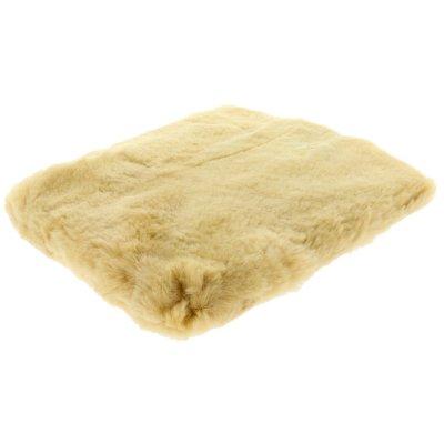 Merino Wool Wash Pad - 24 x 20 cm