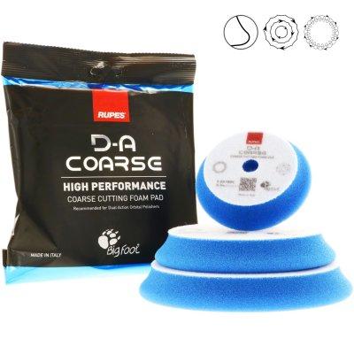 D-A Coarse Cutting Foam Pad - Diverse maten