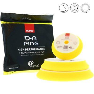 D-A Fine Polishing Foam Pad - Diverse maten