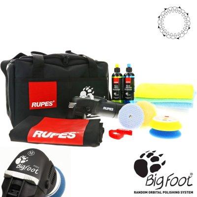 Big Foot LHR75E Mini Polisher LUX Kit