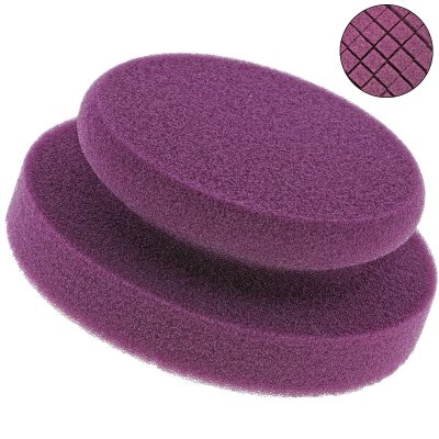 Purple Spider-Cleaning Puck