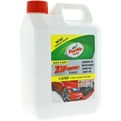 Zip Wax Car Wash - 2500ml