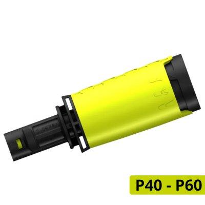 Vario-mondstuk 20°/60° voor AVA P30-P60 en Kärcher K2-4 series