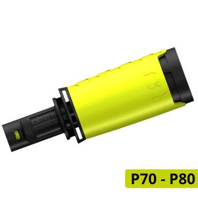 Vario-mondstuk 20°/60° voor AVA P70-P80 en Kärcher K5-7 series