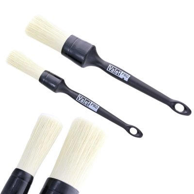 Ultra Soft Chemical Resistant Brushes