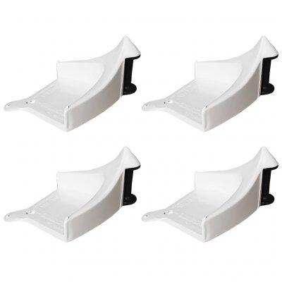 Detail Guardz White 4-pack