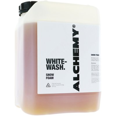 Whitewash pH Neutral Snow Foam - 5000ml