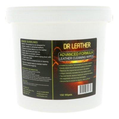 Advanced Formula Leather Cleaning Wipes - 150 stuks