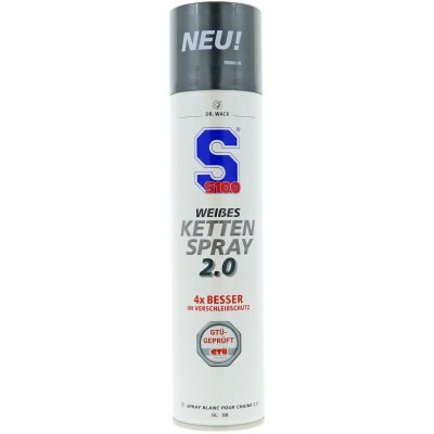 Witte Kettingspray 2.0 - 400ml