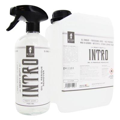 INTRO Oil & Residu Remover