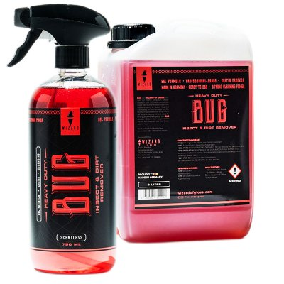 BUG Insect & Dirt Remover