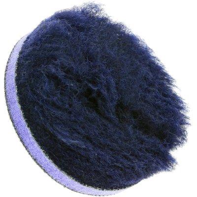 Hybrid Medium Cutting Wool Pad - 80mm