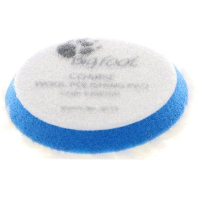 Blue Coarse Wool Polishing Pad - 50/65mm