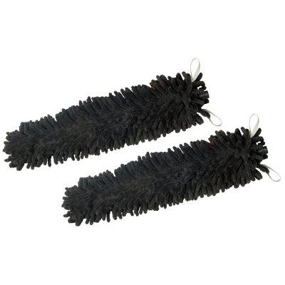 Brush Cover 2-pack Black