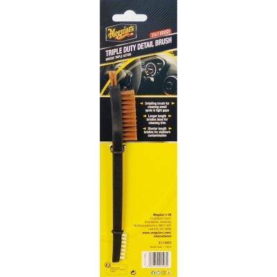Triple Duty Detail Brush