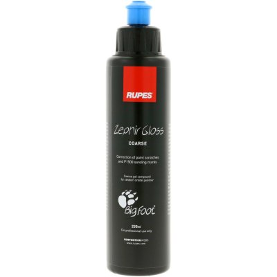 Zephir Gloss -  Coarse Gel Compound - 250ml