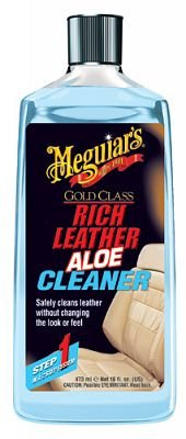 Gold Class Rich Leather Aloë Cleaner 'Step 1' - 473ml