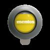 Air Vent Air Freshener Round - Lemon