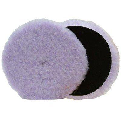 Foamed Wool 6.5 inch Cutting Pad